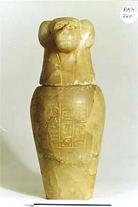 real canopic jar 1l